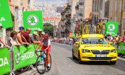 #La Course by Tour de France 2nd stage