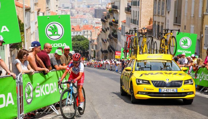 #La Course by Tour de France 2nd stage